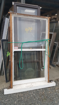 Double Hung Wooden Opening Sash Window 1915 H x 1070 W
